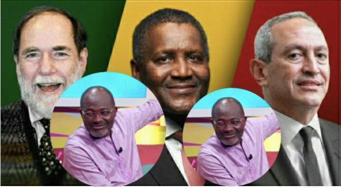 Richest Africans by Forbes