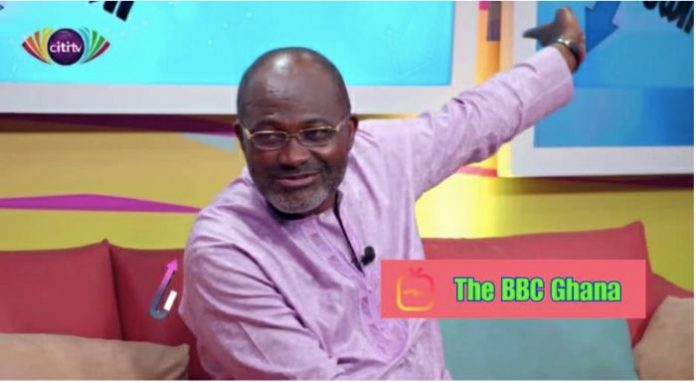 VIDEO: Ken Agyapong Reveals How He Made Police Arrest His Son Kenneth