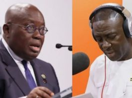 President Akufo Addo made me whoever I am today – Captain Smart
