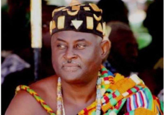 Nii Okwei Kinka Dowuona VI is dead