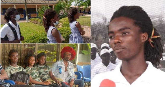 Good News: 6 Schools Offer Full Scholarships To Rastafarian Boy And Siblings