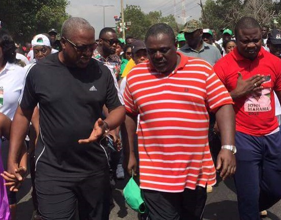 I have bunch of questions for Mahama to answer – Koku Anyidoho calls JM out