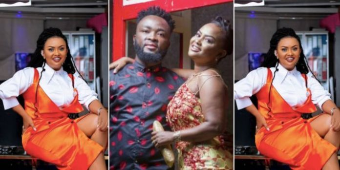 (VIDEO) Nana Ama McBrown Warns Her Young Husband Not To Cheat On Her