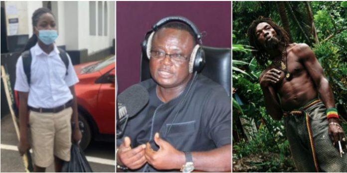Rastafarianism is all about weed smoking – Deputy speaker Osei Owusu on Achimota School saga