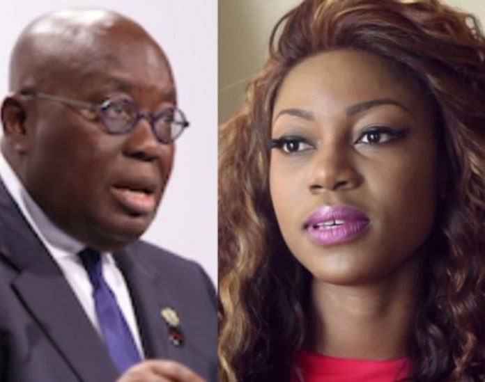 '4 More To Do More Dumsor' – Yvonne Nelson Expresses Disappointment In Akufo-Addo