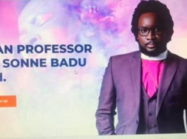Sonnie Badu's Honorary PhDs are FAKE