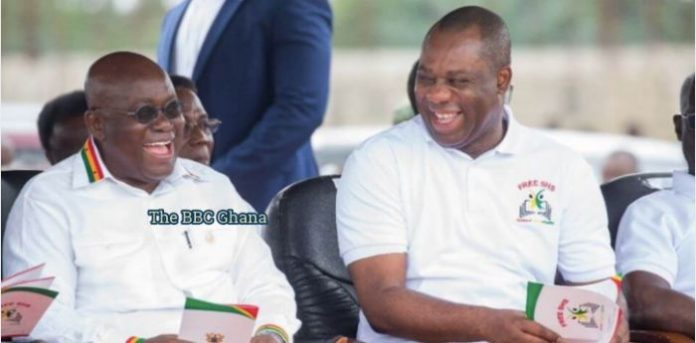 Akufo Addo Free SHS