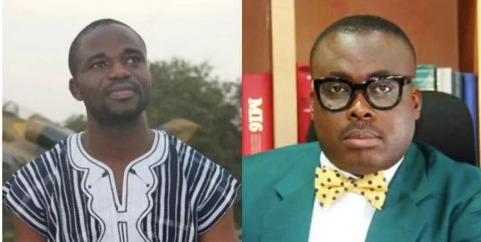 The 'I Catch You' Journalism You Used On Mahama Is Not Investigative Journalism – Adom-Otchere To Manasseh
