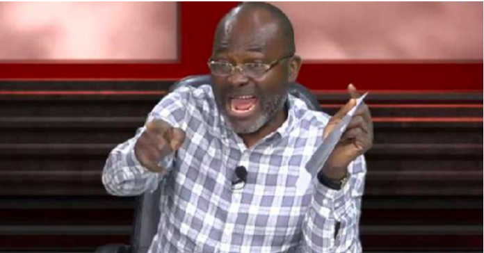 'I Will Sack You All Villagers and Close Down the Station' – Kennedy Agyapong Barks At Ash FM Workers