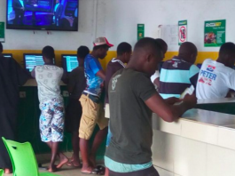 betting sites among most visited websites in Ghana