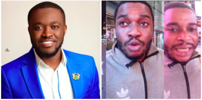 Osei Kwame Despite's son Kennedy should shut up, he has no right to advice Ghanaians – Twene Jonas