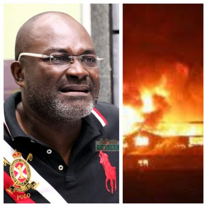 Burning Of Excavators In Galamsey Fight Is An Attack On Persons Not Belonging To The NPP – Lawyer