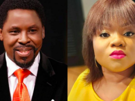 'TB Joshua told his followers to use anointing oil, holy water when they're sick but he went to the hospital'- Sandra