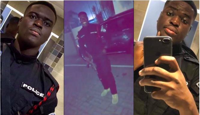 Police officer who was killed in Bullion van by armed robbers at Korle Bu