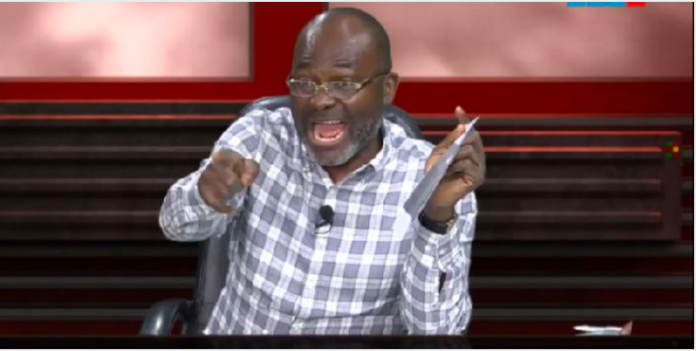 Ken Agyapong Flies All The Way To USA To Face Kevin Taylor Over False Allegation; Sues Him In Court