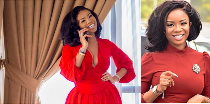 Don't call someone you're not dating after 9 pm – Serwaa Amihere