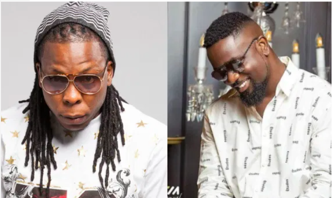 'Even my own mother complains I don't answer her calls' – Sarkodie to Edem