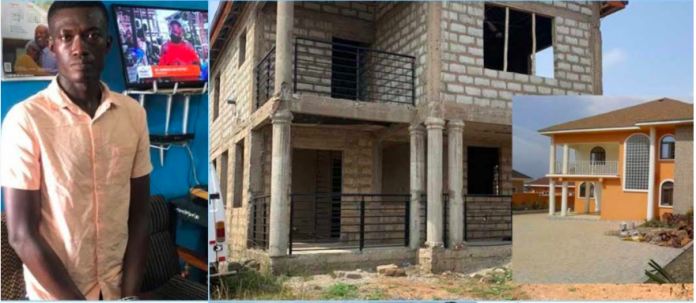 Abesim Mürdèr suspect owns over 13 taxis and a huge uncompleted storey building – Friend