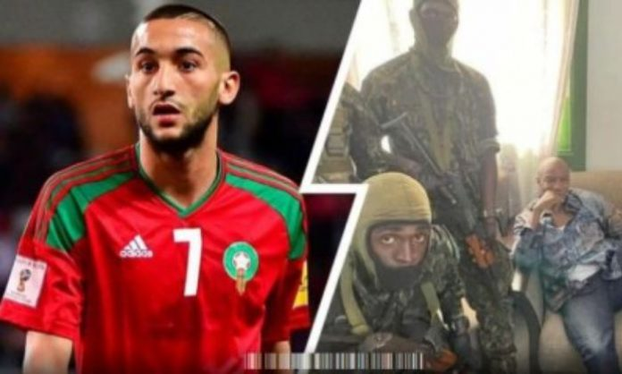 Morocco National Team Evacuated From Guinea Following Military Coup