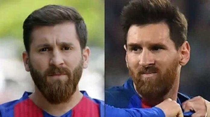 Fake Messi: Reza Parastesh, The Look-alike Of Leo Messi Who Slept With 23