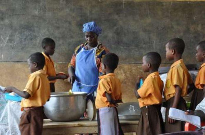 School Feeding Caterers Across Ghana Angry Over GH¢1.00 Per Child Feeding Grant