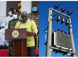 Akufo-Addo Commissions Transformer In Volta Region [Video]