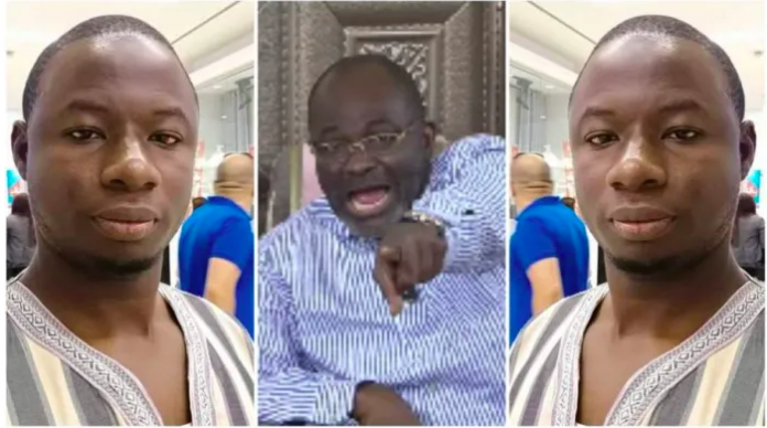Hon Kennedy Agyapong gives 50,000ghc to Ahmed Suale's wife – Kwaku Annan